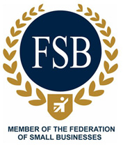 Federation of Small Business' logo