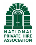 The National Private Hire Association logo